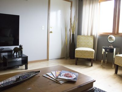 Photo for Charming Cozy Condo in Chinatown Minutes away from Downtown and the Parks!
