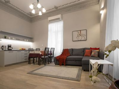 Photo for Sophisticated apartment in Syntagma
