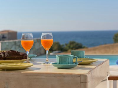 Photo for New Villa Louisa by the sea, walking distance from sea and shops, no car needed!