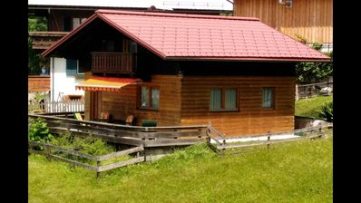 Photo for Lissi's alpine nest - holiday hut - 5 pers. - near ski area
