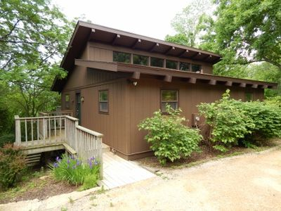 Photo for Wooded w/Sunset Views, Hot Tub, Game Room, NO CLEANING FEES