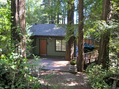 Photo for 2BR House Vacation Rental in Guerneville, California