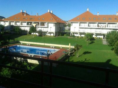 Photo for Duplex, pool, tennis, in quality development. Ideal families, pets ok