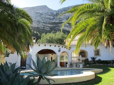 Photo for 4BR Villa Vacation Rental in Denia, Alicante