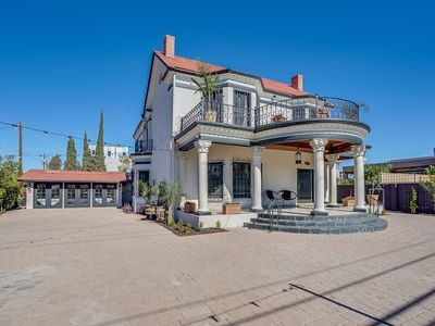 Photo for Victorian manor built in 1903 accommodates 16 guests