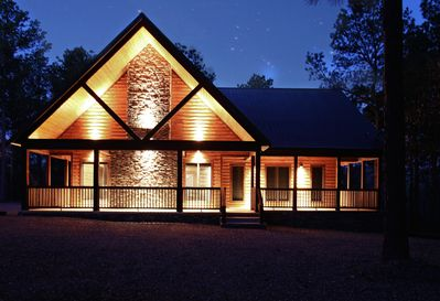 P.S. I Love You Cabin invites you to come for a luxurious romantic getaway....