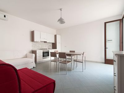Photo for Orange Sun  apartment in Pescoluse with shared terrace & shared garden.