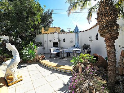 Photo for Vacation home Sabatera in Moraira - 6 persons, 3 bedrooms