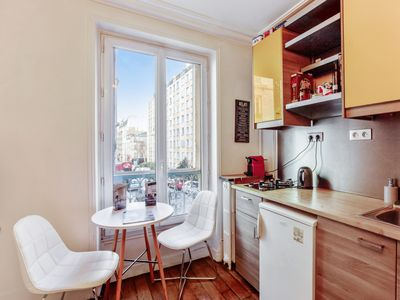 Photo for Typical and charming flat 5 min to Montmartre in Paris - Welkeys
