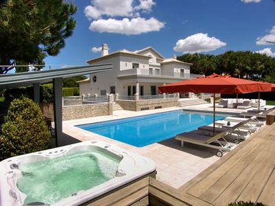 Photo for Luxury villa with private pool, WiFi, jacuzzi and more PV03