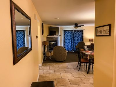 Photo for Walk-in 3 Bedroom, Wi-fi, Amenities, Golf Course View