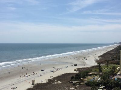 Recently Remodeled Condo in Oceanfront Resort with Amazing View-Great Location!