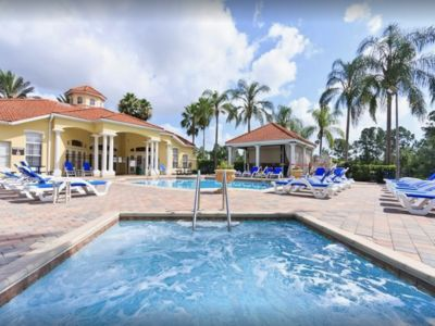 Photo for Disney 3 Miles Away in Emerald Island Resort, 4 BR with 2 Masters, Private Pool