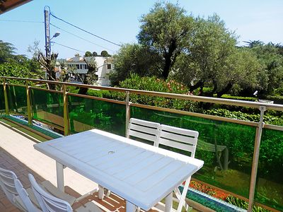 Photo for Apartment L'Hippocampe  in Juan les Pins, Cote d'Azur - 4 persons, 1 bedroom