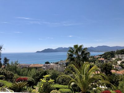 Photo for T2 superb sea view Cannes