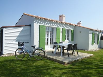 Photo for HOUSE NOIRMOUTIER IN THE ISLAND - THE OLD - 350 M FROM THE BEACH - WIFI - BIKES
