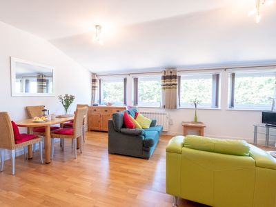 Photo for The Penthouse - sleeps 3 guests  in 2 bedrooms