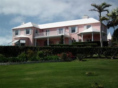 Photo for Charming, Spacious and Classic Home with Splendid Golf and Ocean Views