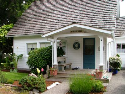 Central CB Historic Cottage.  Back on VRBO with an open 2020 calendar!