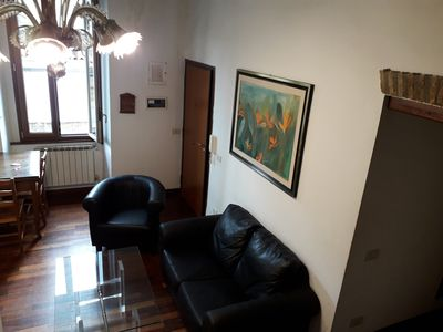 Photo for Apartment in the heart of Trastevere