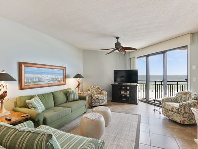 Photo for 604C - Only steps to the sand in this 3BR/2BA Condo