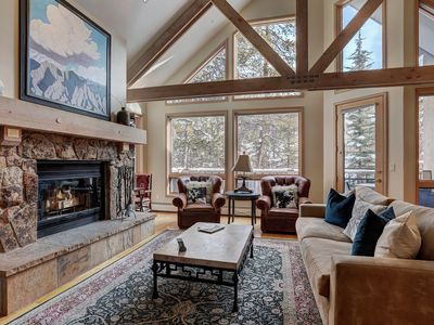 Photo for Luxurious 3 Bedroom/4 Bath Townhome- Beaver Creek Ski-in/out
