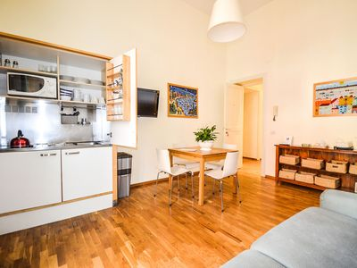 Photo for Appartamento Corso C with Air Conditioning, Heating and Internet WI-FI
