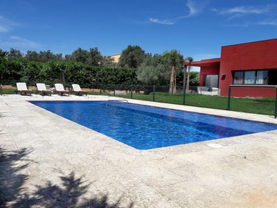Photo for Modern house with swimming pool,  Perelada (Girona - Spain) GOLF Perelada