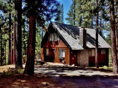 Photo for Charming Chalet w/Hot Tub, Fireplace, Real Tahoe Feel and Close to Everything
