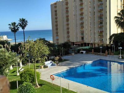 Photo for Apartment 100 meters from the beach in Benalmadena Costa.