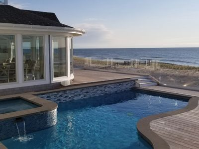 Photo for Privately Situated Luxury Oceanfront