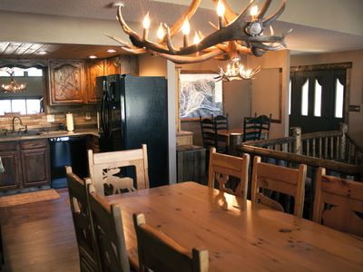 Photo for Red Lodge Cabin, Red Lodge Ski Resort, Fly-fishing, Hiking, Family Friendly