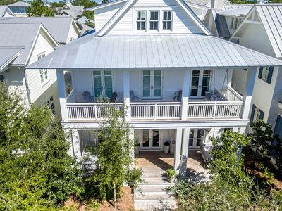 Photo for Rates Reduced! Luxury Home/Carriage House/Private Pool/Game Room/Grill/LOCATION