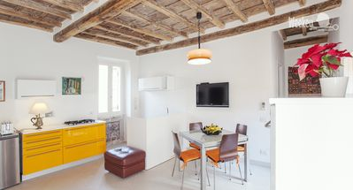 Photo for Rome, historic centre, stylish apartment up to 7 people