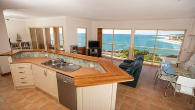 Photo for BYBEACH Villa - Overlooking the sea