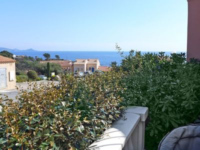 Photo for Apartment in Fréjus with Parking, Internet, Washing machine, Terrace (650236)