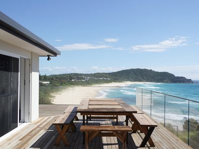 Photo for Stunning Beach Views and Access to Beach