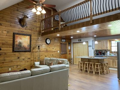 Photo for Room for All Berry Beary Cabin. Good for families.