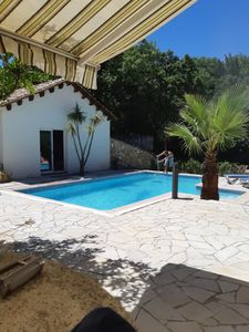 Photo for The CASABALEARES: splendid renovated house, labeled 4 *, quiet.