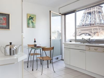 Photo for Avenue de Suffren II - luxury 1 bedrooms serviced apartment - Travel Keys