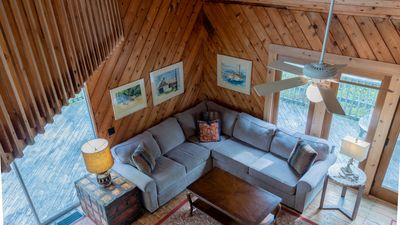 Photo for New Listing: Cozy & Handsome Home Near Town, Beach and Bird Sanctuary