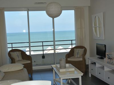 Photo for Cayeux sur mer - 2 bedroom apartment sea view in new residence