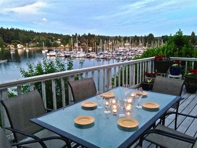 Photo for Weeks Just Added! Vashon Waterfront Beachhouse