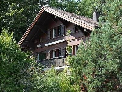 Photo for Apartment Erika, Chalet in Saanenmöser - 6 persons, 3 bedrooms