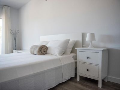 Photo for RIGHT ON OCEAN DRIVE! Fully renovated, BRAND NEW, modernly styled apartment fully equipped!