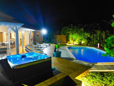 Photo for BEAUTIFUL INDIVIDUAL VILLA WITH SPA AND SWIMMING POOL