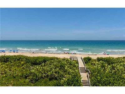 Photo for OCEAN FRONT, SE BALCONY VIEWS, GREAT BEACH AND POOL