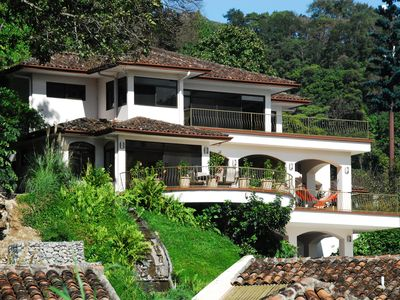 Private Elevated Luxury Contemporary Home in the Chiriqui Highlands of Panama.
