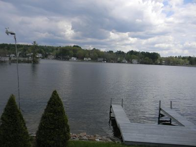 Photo for 1BR Apartment Vacation Rental in Sanbornton, New Hampshire