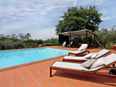 Photo for Villa Maggiorello, Lucca, private pool